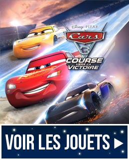 jouet de noel cars 3