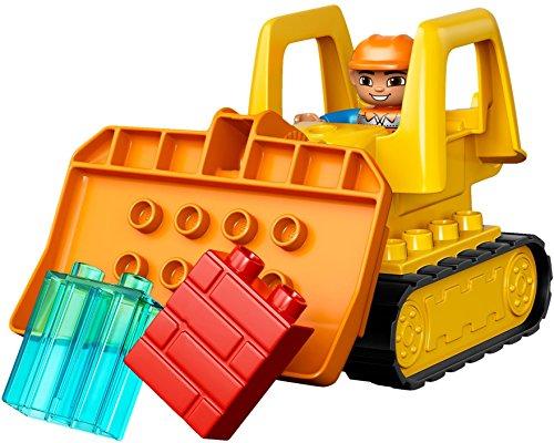 Le Duplo Lego Papa 10813 Grand Chantier Liste Ville Noël YebWDH2E9I
