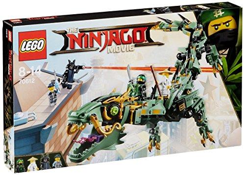 Lego Construction 70612 Ninjago D'acier Jeu De Lloyd Le Dragon yvmwN8On0