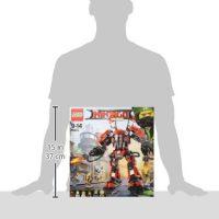 Lego 70615 Ninjago Jeu De L'armure Construction Feu ZOuXPkiT