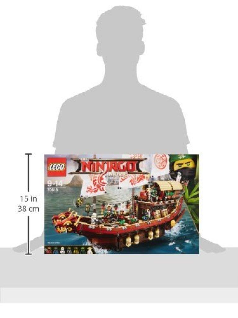 De Des Lego Ninjas Jeu Le 70618 Ninjago Construction Qg CBorxdeW