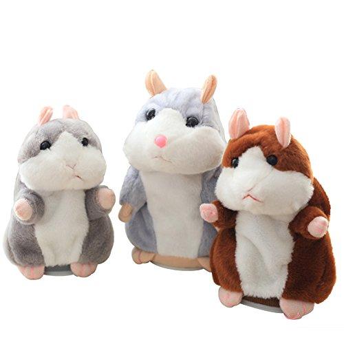 jouets pour enfants beau jouet en peluche parlant de hamster peut changer la voix enregistrer. Black Bedroom Furniture Sets. Home Design Ideas