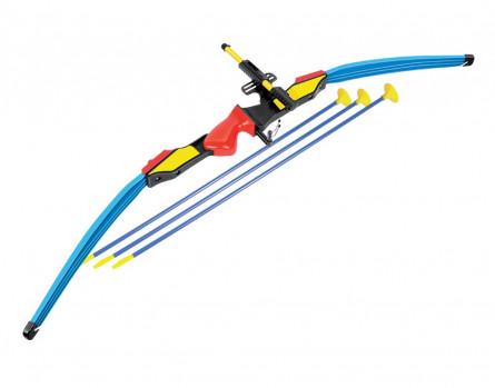 Set de tir à l'arc maxi toys 10048888 Set de tir à l'arcEntraîne-toi au tir à l'arc avec ce super set de marque Oasis (marque exclusive de Maxi Toys) et deviens un archer hors pair ! Le tir à l'arc développe la précision et la concentration