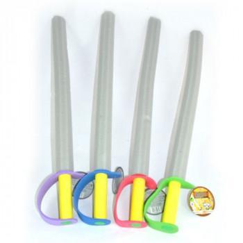 Epée mousse 75 cm maxi toys 10071780 Différents coloris disponibles.Vendu à l'unité. Coloris aléatoires.