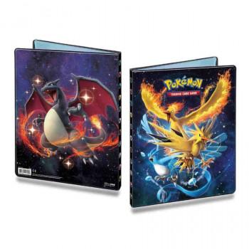 Pokémon - Portfolio A4 maxi toys 10078667 Pokemon portfolio. Vous pourrez ranger parfaitement vos collections de cartes Pokemon. Ce portfolio est parfait pour protéger vos cartes lors de déplacements. Il permet de ranger 180 cartes.Vendu à l'unité. Modèle aléatoire
