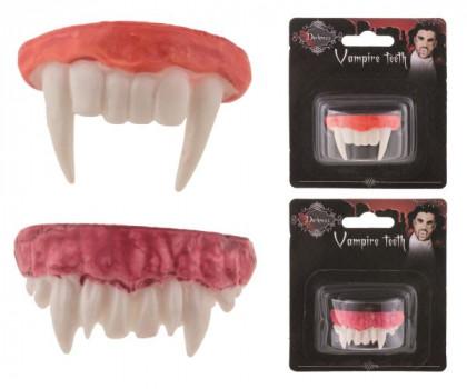 Dentier maxi toys 10372577 Dentier pour faire peur. Vendu à l'unité. Modèle aléatoire.