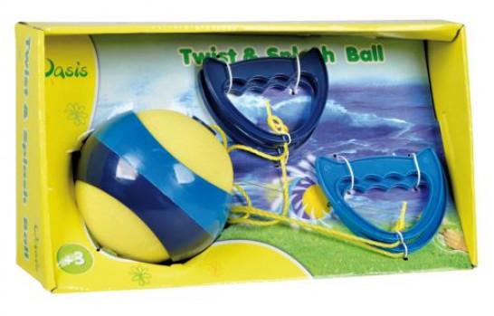 Twister & Splash ball maxi toys 10422144 Twister & Splash ballLes jeux de balle à l'extérieur