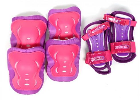 Set de 3 protections maxi toys 10516525 Set de 3 protectionsPas de roller ou de skate sans protection ! Une règle à imposer pour éviter tous les bobos