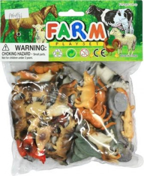 36 animaux de la ferme maxi toys 10530590 Animaux de la ferme