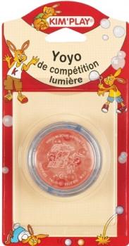 Yoyo de compétition lumineux maxi toys 10622643 Yoyo de compétition lumineux
