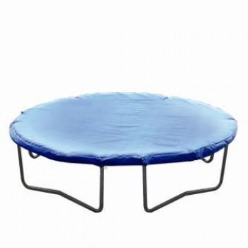 Bâche pour trampoline de 426 cm maxi toys 10704802 Protège ton trampoline contre la pluie avec cette bâche universelle. Convient pour les trampolines Rusher bleu d'un diamètre de 426cm. Vendu à la pièce.