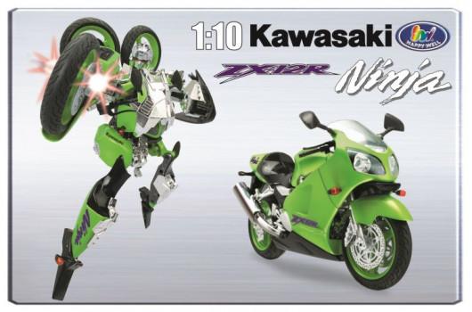 Roadbot Medium maxi toys 10846228 Echelle 1/24 - Divers modèles disponibles Avec Lumière.