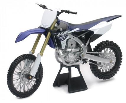 Moto de cross maxi toys 10894340 Echelle 1/6