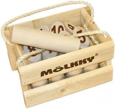 Mölkky maxi toys 11115015 Devenez adepte du Mölkky ! Jeu de lancer très populaire en Scandinavie qui combine adresse