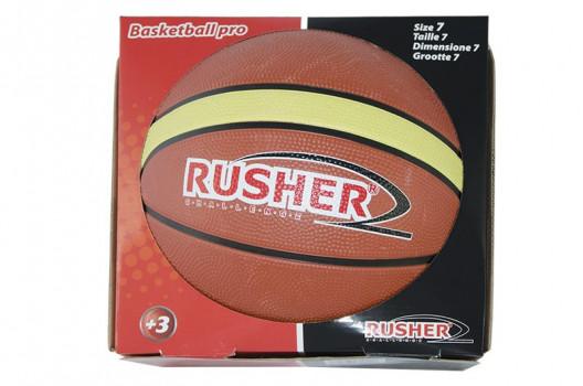Ballon Basket maxi toys 11135191 Ballon BasketPanier ! Ce ballon Rusher va permettre à votre enfant à partir de 12 ans de s'entraîner comme un pro. Dribble