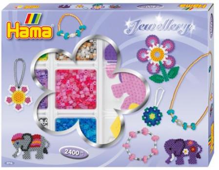 Hama/boite d'activités bijoux maxi toys 11145279