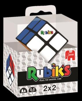 Rubik's 2x2 maxi toys 11520766 Le dernier défi de Rubik's avec un cube 2x2. Peux-tu le résoudre? Une forte extention de la marque avec un nouveau mécanisme de rotation qui est plus facile à utiliser. La couleur des carreaux est maintenant intégrée (au lieu des stickers). La tricherie n´est plus possible!