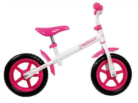 Draisienne rose 12 pouces maxi toys 11521542 Draisienne rose 12 poucesSavez-vous que la draisienne est l'ancêtre du vélo ? Idéale à utiliser comme vélo d'apprentissage