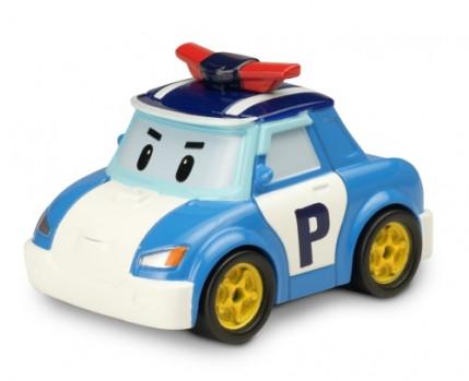 Robocar Poli - Véhicule Die Cast maxi toys 11543949 Les enfants peuvent imaginer de nouveaux scénarios de jeu grâce à ces petits véhicules en métal et à pousser