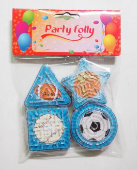 Party Folly 12 jeux de patience maxi toys 6678415 12 jeux de patience pour s'amuser autour de la table