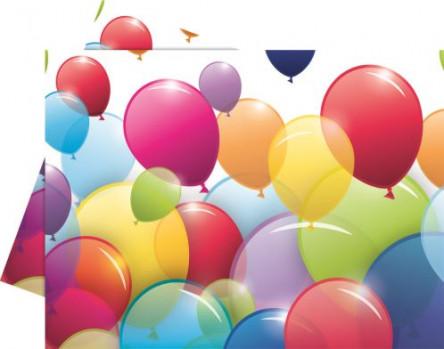 Balloons Nappe 120x180 cm maxi toys 6678929 1 Nappe en plastique