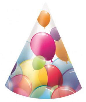 Balloons 6 Chapeaux maxi toys 6678933 6 chapeaux pour faire la fête avec tes amis !