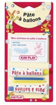 Pâte à ballons + notice maxi toys 8043193 Pâte à ballons + notice