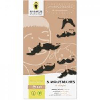Mes moustaches Les Jouets Français 6 moustaches toutes différentes pour jouer