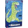 Le petit jeu des dinosaures les jouets français