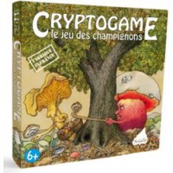 CRYPTOGAME le jeu des champignons Les Jouets Français Partez à la chasse aux champignons.