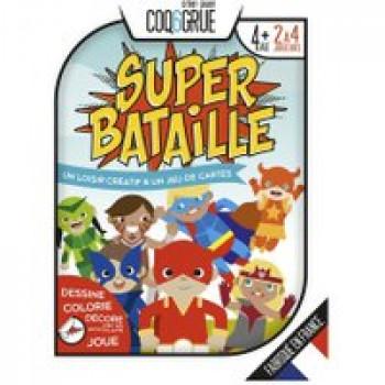 Super bataille Les Jouets Français Un jeu de bataille à personnaliser en fonction de ses envies