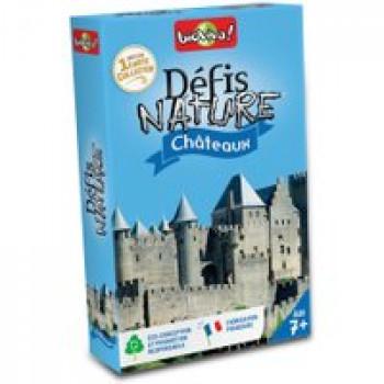 Défis Nature - Châteaux Les Jouets Français Jeu de bataille avec les châteaux célèbres