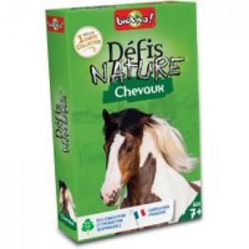 Défis Nature - Chevaux Les Jouets Français Jeu de bataille sur les différentes races de chevaux