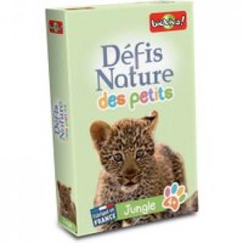 Défis Nature des petits - Jungle Les Jouets Français Les défis nature pour les petits sur le thème de la Jungle