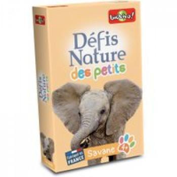 Défis Nature des petits - Savane Les Jouets Français Les Défis Nature pour les plus jeunes sur le thème de la savane