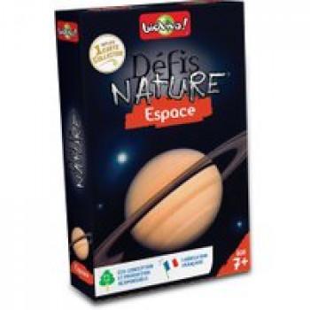Défis Nature - Espace Les Jouets Français Jeu de bataille à la découverte de l'espace et des planètes