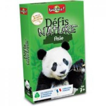 Défis Nature - Asie Les Jouets Français Jeu de bataille sur le thème de l'Asie