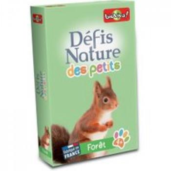 Défis Nature des petits - Forêt Les Jouets Français Défis Nature pour les plus jeunes sur le thème des animaux de la forêt