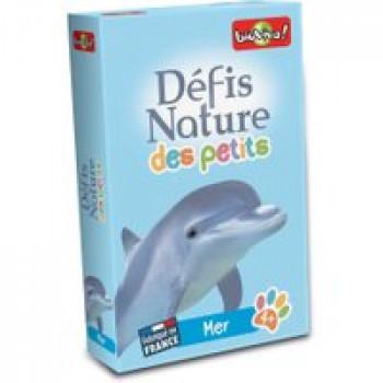 Défis Nature des petits - Mer Les Jouets Français Défis Nature pour les plus jeunes sur le thème des animaux marins