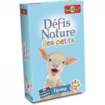 Défis Nature des petits - Ferme Les Jouets Français Défis Nature pour les plus jeunes sur le thème des animaux de la ferme