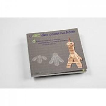 L'ABC des constructions Les Jouets Français Guide pour réaliser des constructions en planchettes